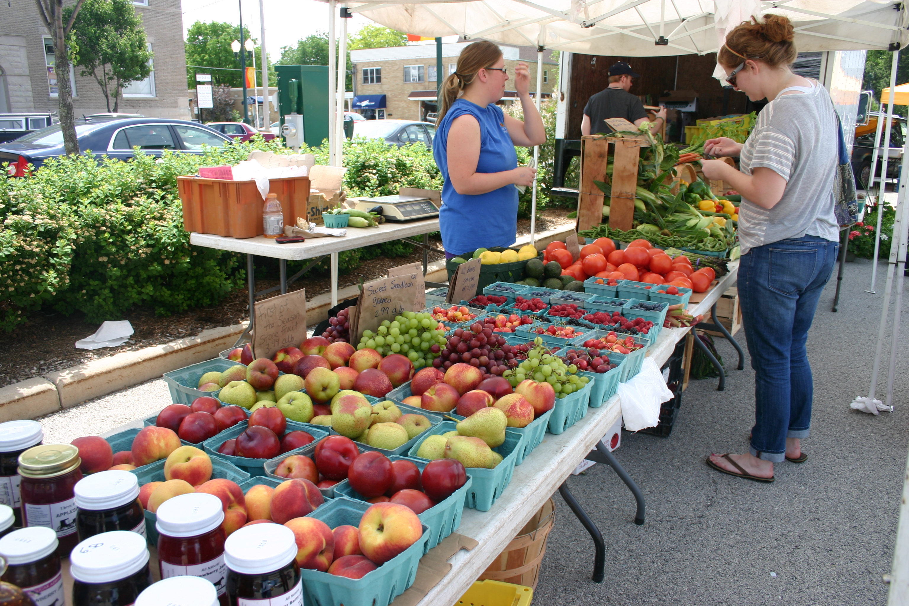 Sycamore S Farmers Markets To Return Starting June 2nd